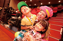 写真:World Family Dance Festa